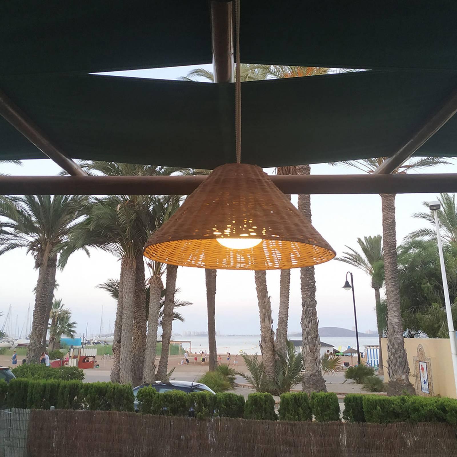 Newgarden Calobra LED hanglamp met accu