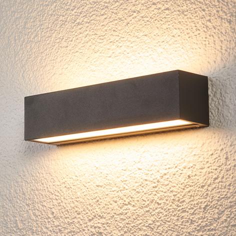 Tilde - langw.LED wandlamp voor buiten met IP65
