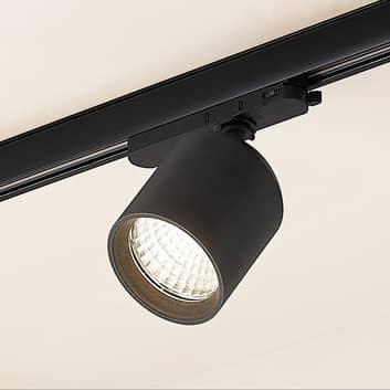 Arcchio Candra spot szynowy LED, czarny
