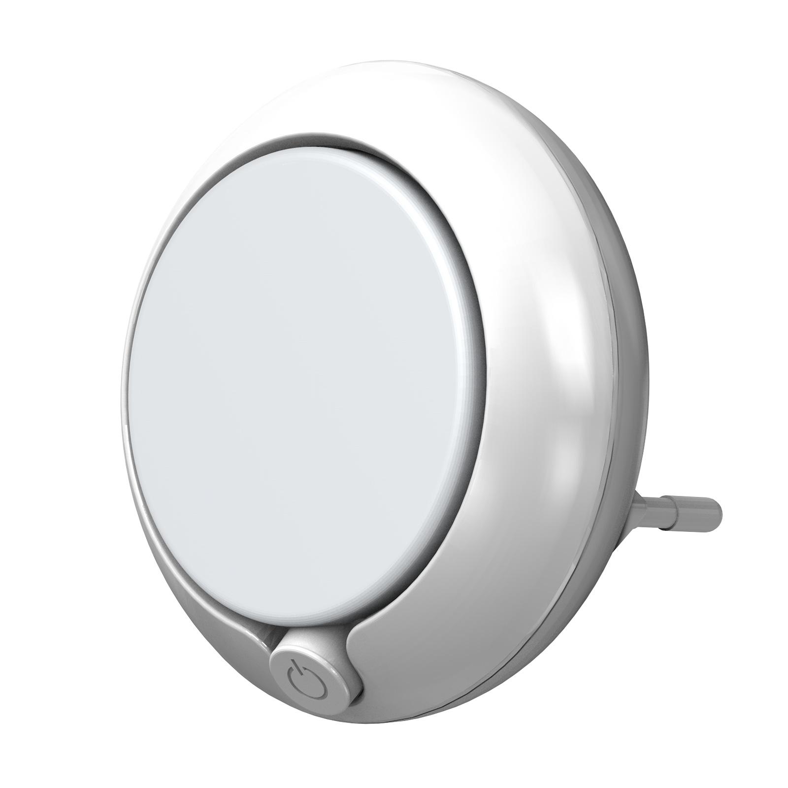 LEDVANCE Lunetta Round White LED-natlys