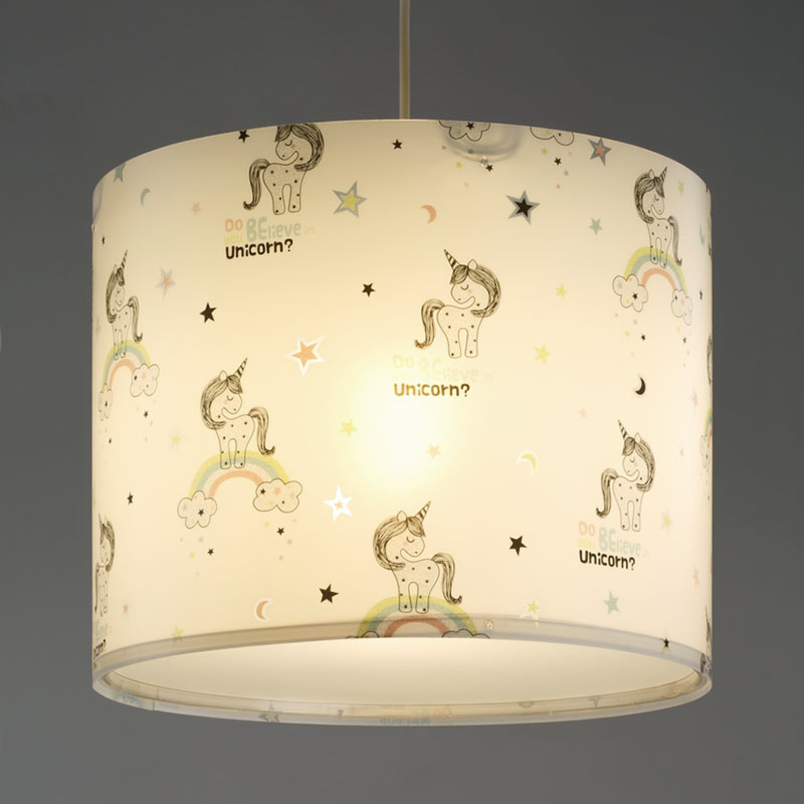 Hanglamp Unicorns