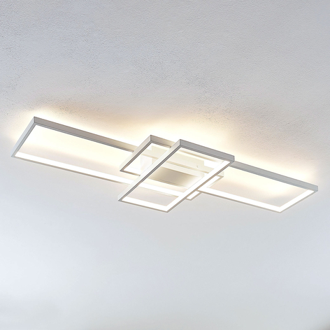 Lindby Poppy lámpara de techo LED atenuable