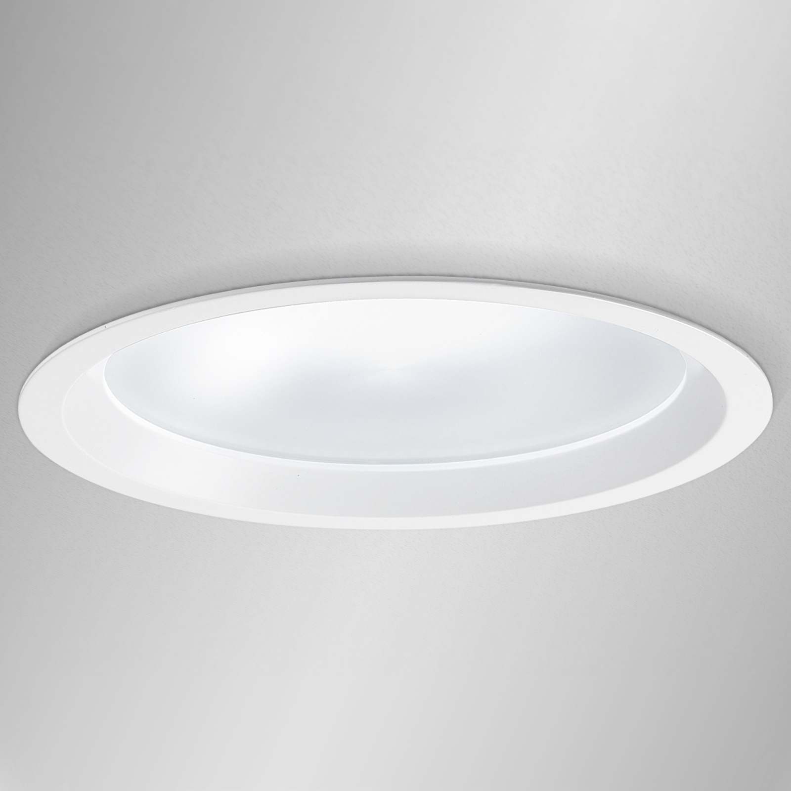23cm diamètre - downlight encastré LED Strato 230