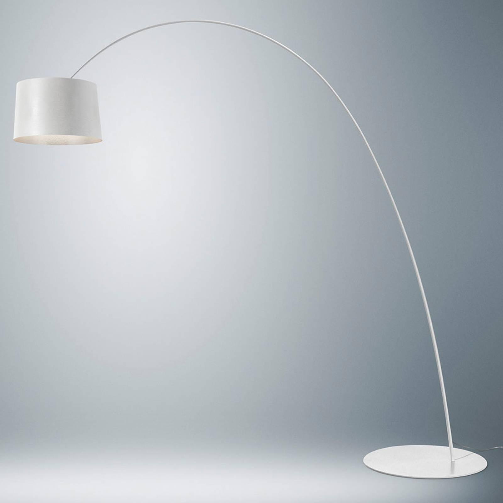 Foscarini Twiggy Elle LED-Stehleuchte weiß