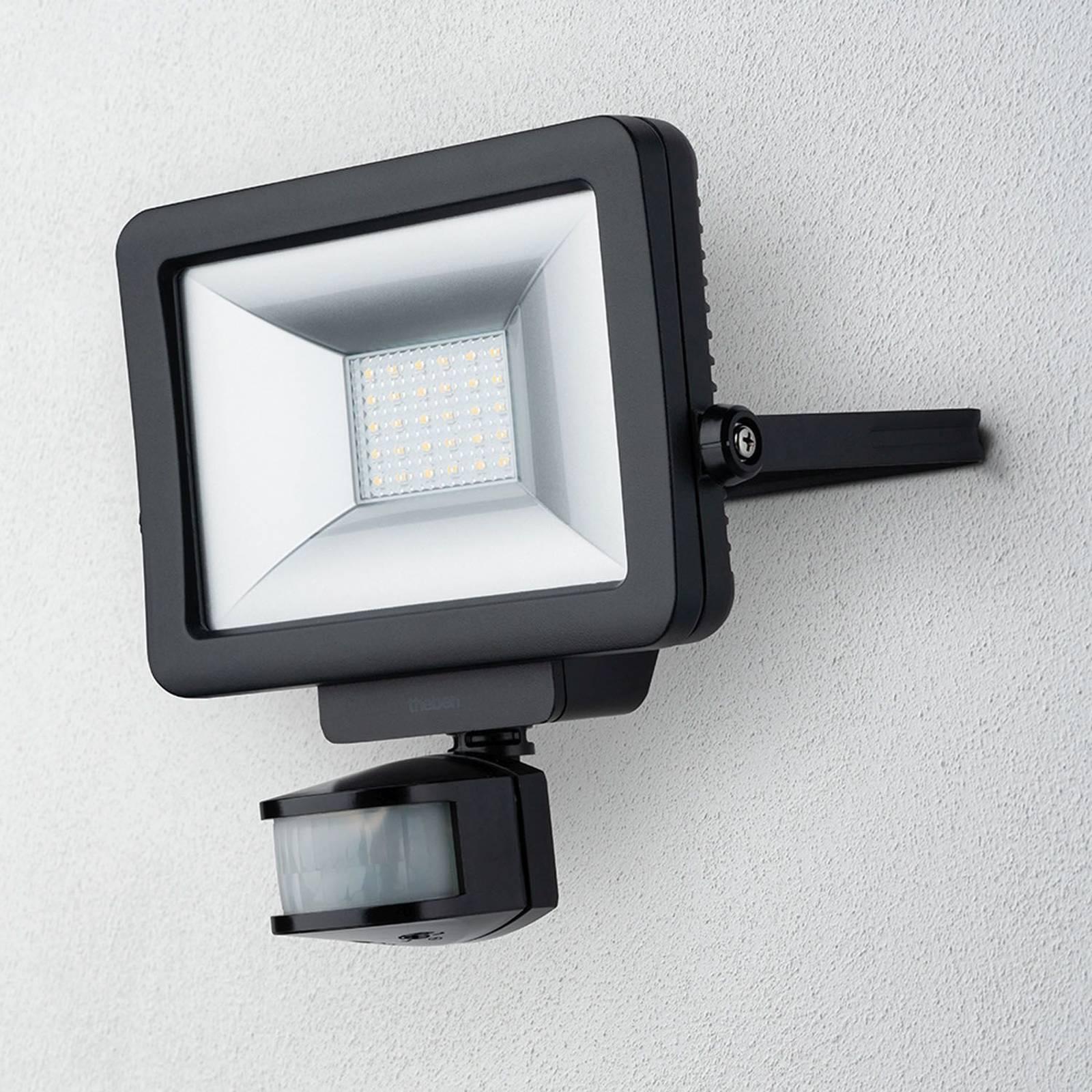 Theben theLeda B20L reflektor zewnętrzny czarny