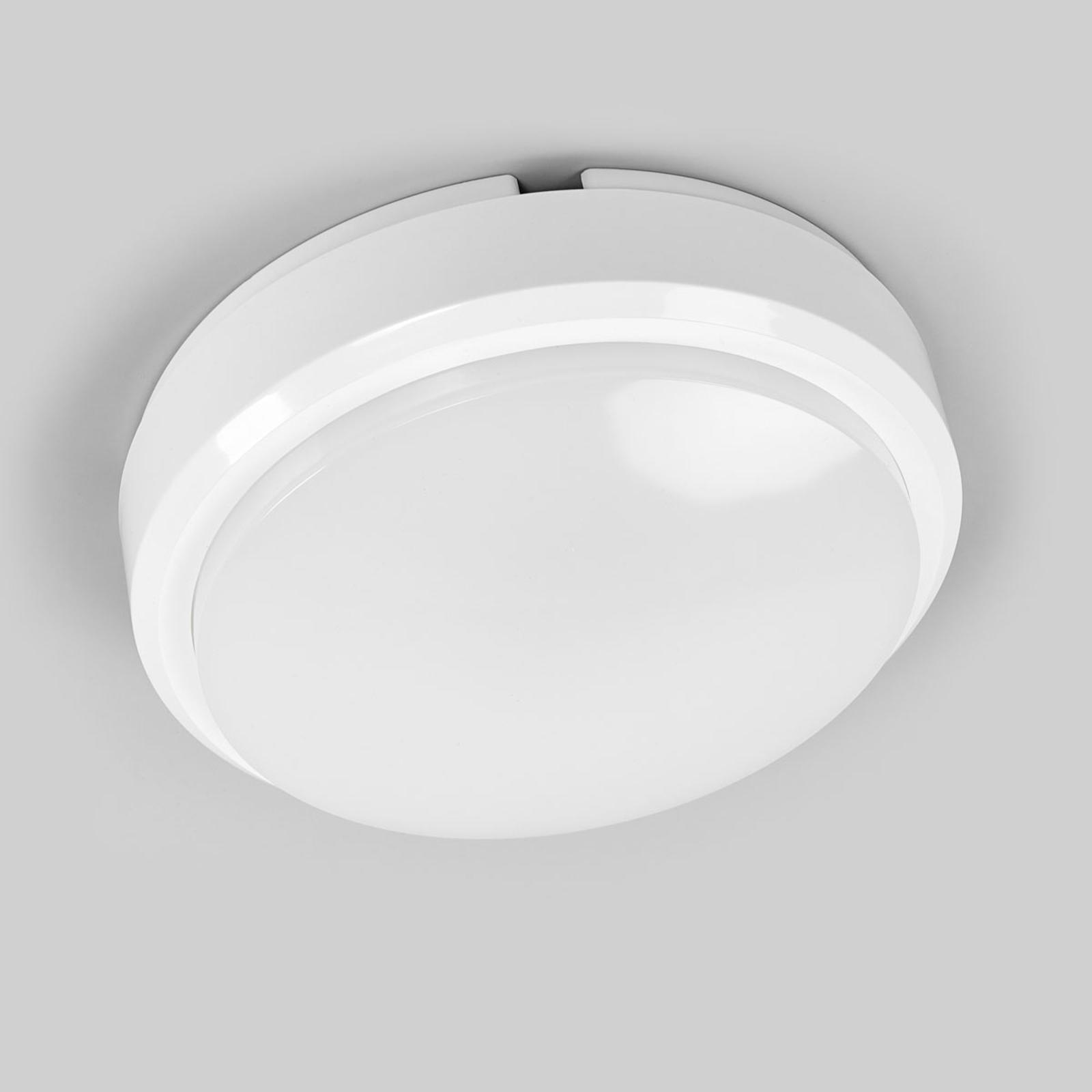 Runde LED-Deckenleuchte Bulkhead mit Sensor