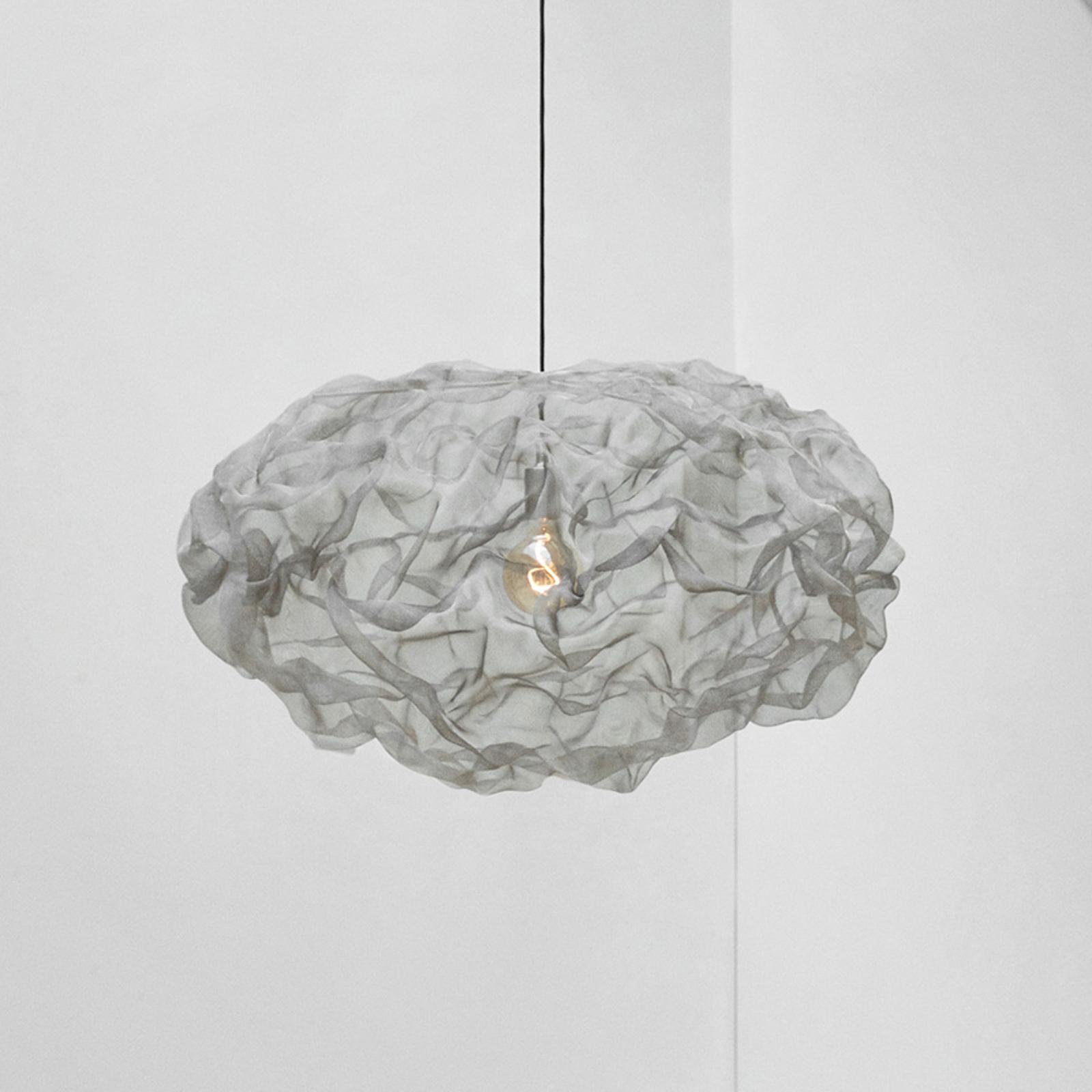 Northern Heat lámpara colgante, acero, Ø 55cm