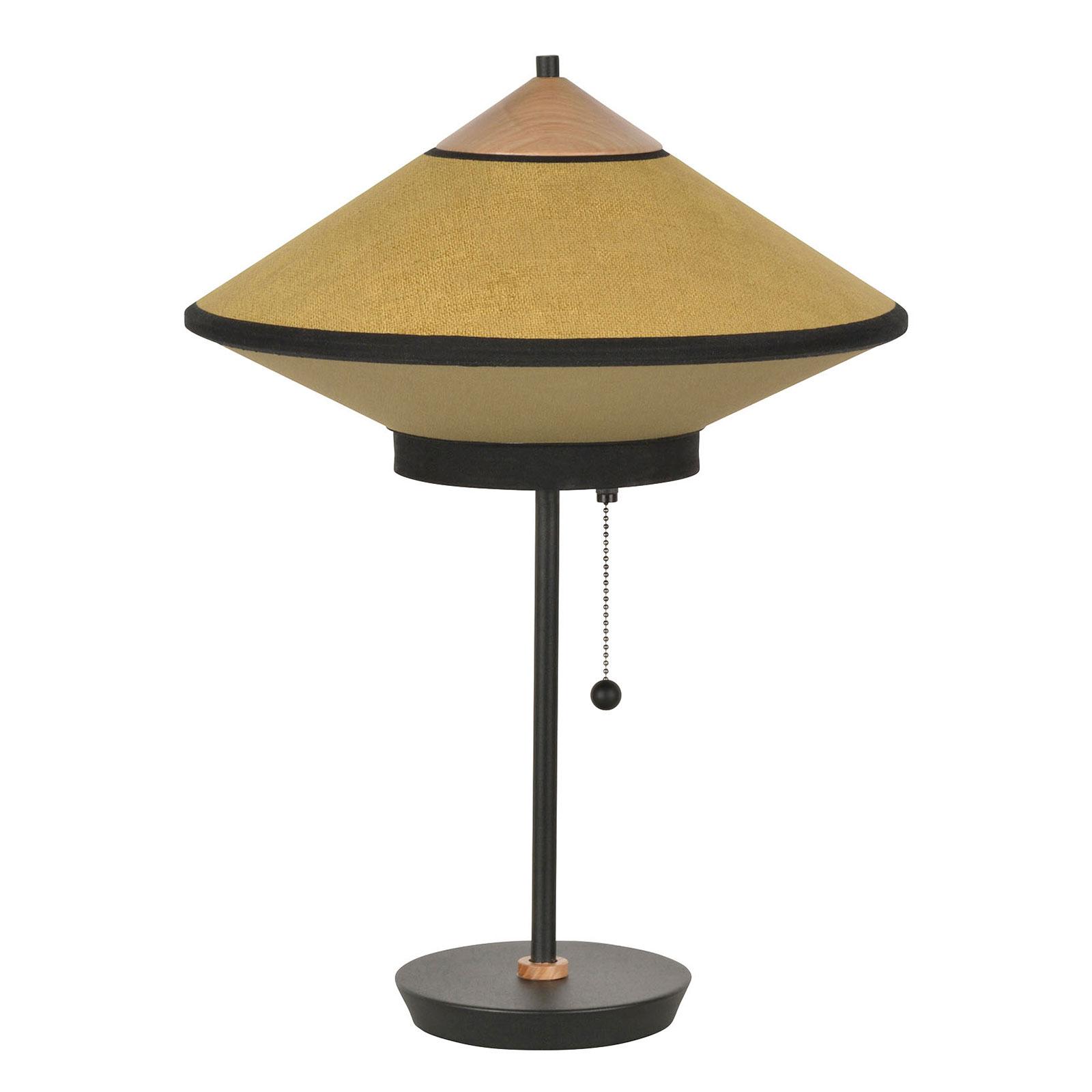 Forestier Cymbal S Tischleuchte, bronze