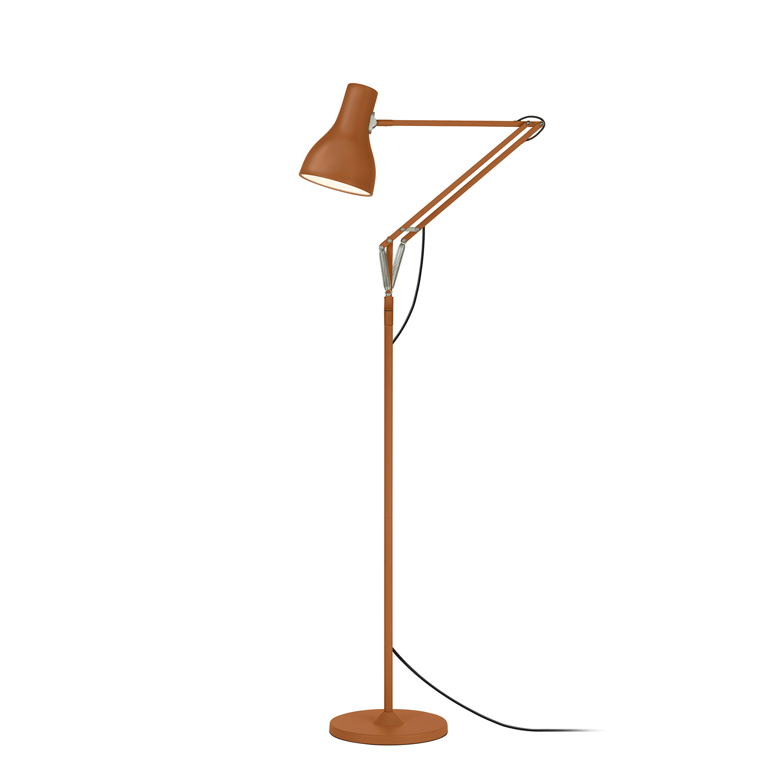 Anglepoise Type 75 lampad. Margaret Howell rouille