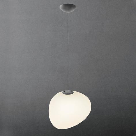 Foscarini Gregg piccola lámpara colgante, grafito
