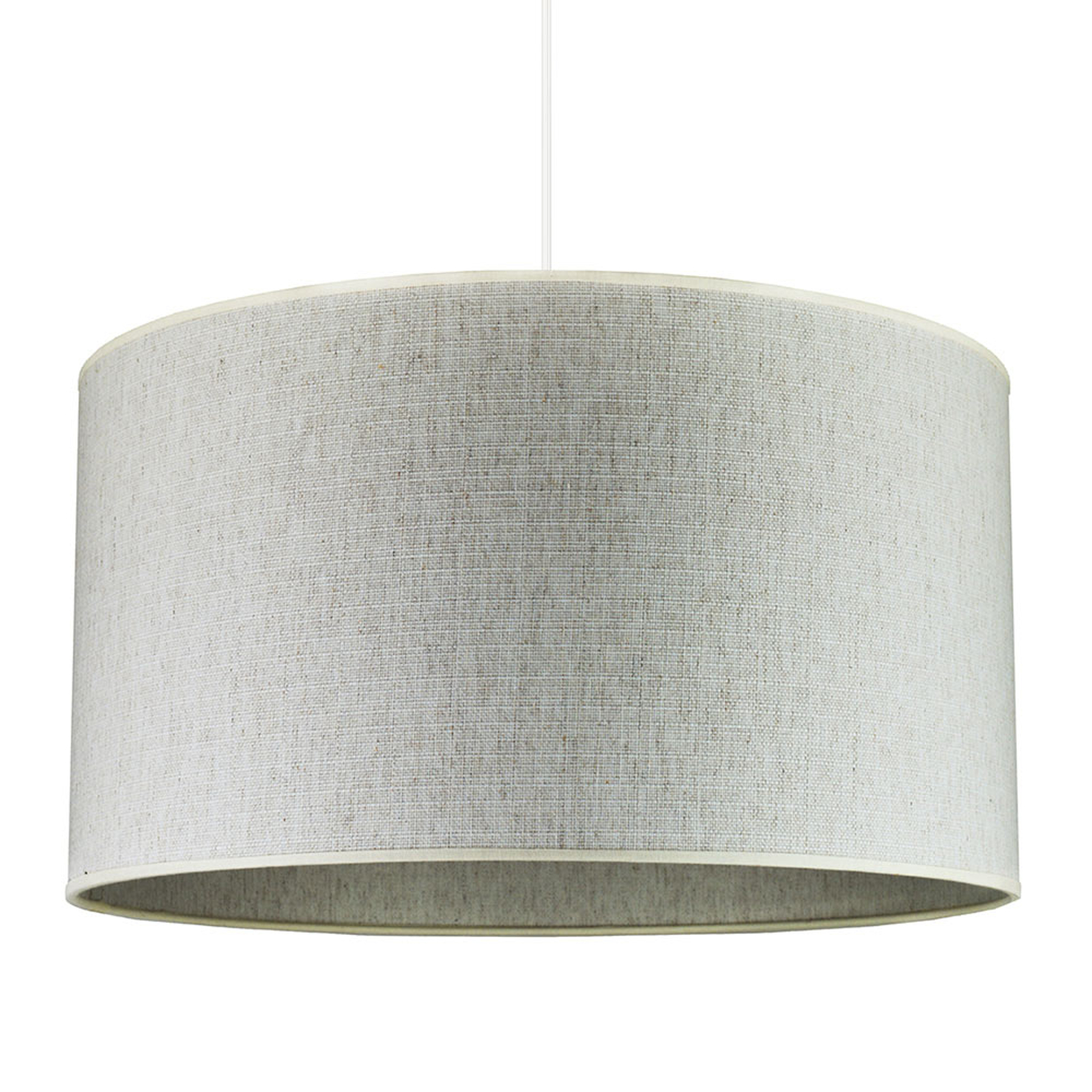 Hanglamp Canvas, Beige