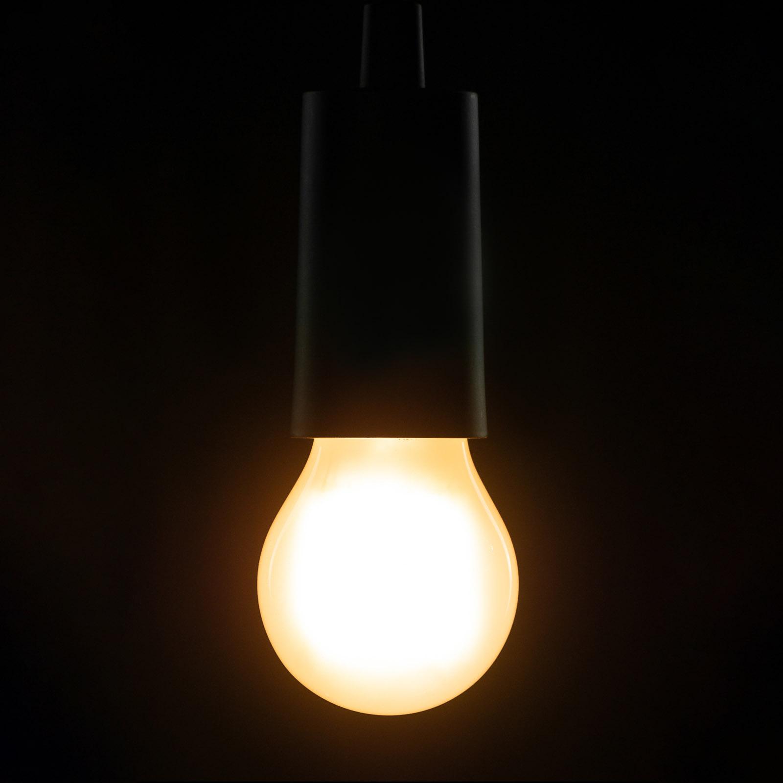 SEGULA żarówka LED E27 8W 2600K matowa