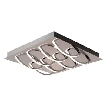 LED-taklampe Manchester 8 lyskilder