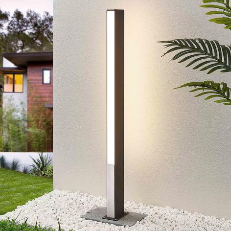 Lucande Aegisa LED tuinpadverlichting, 110 cm