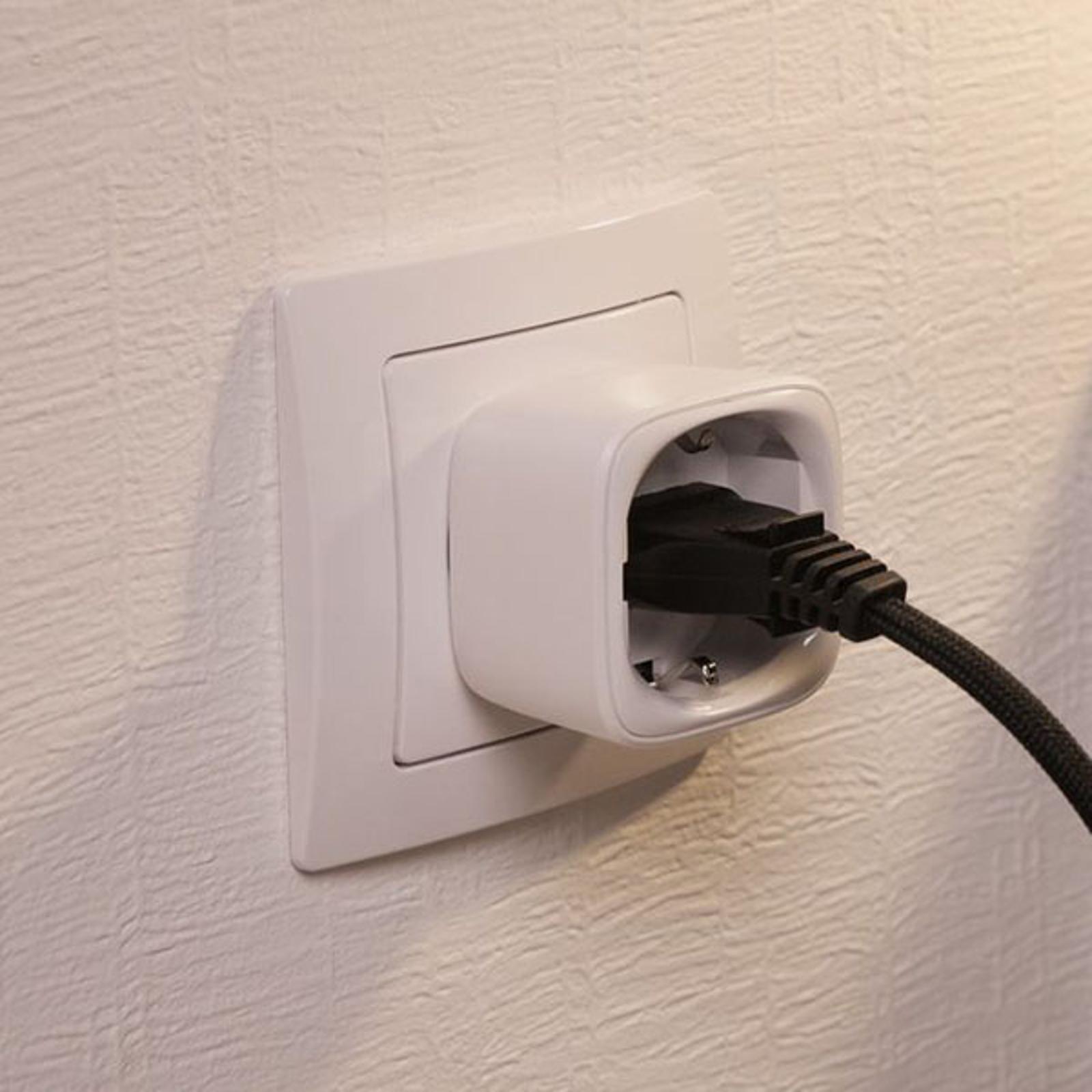 Paulmann ZigBee Smart Plug mellomplugg