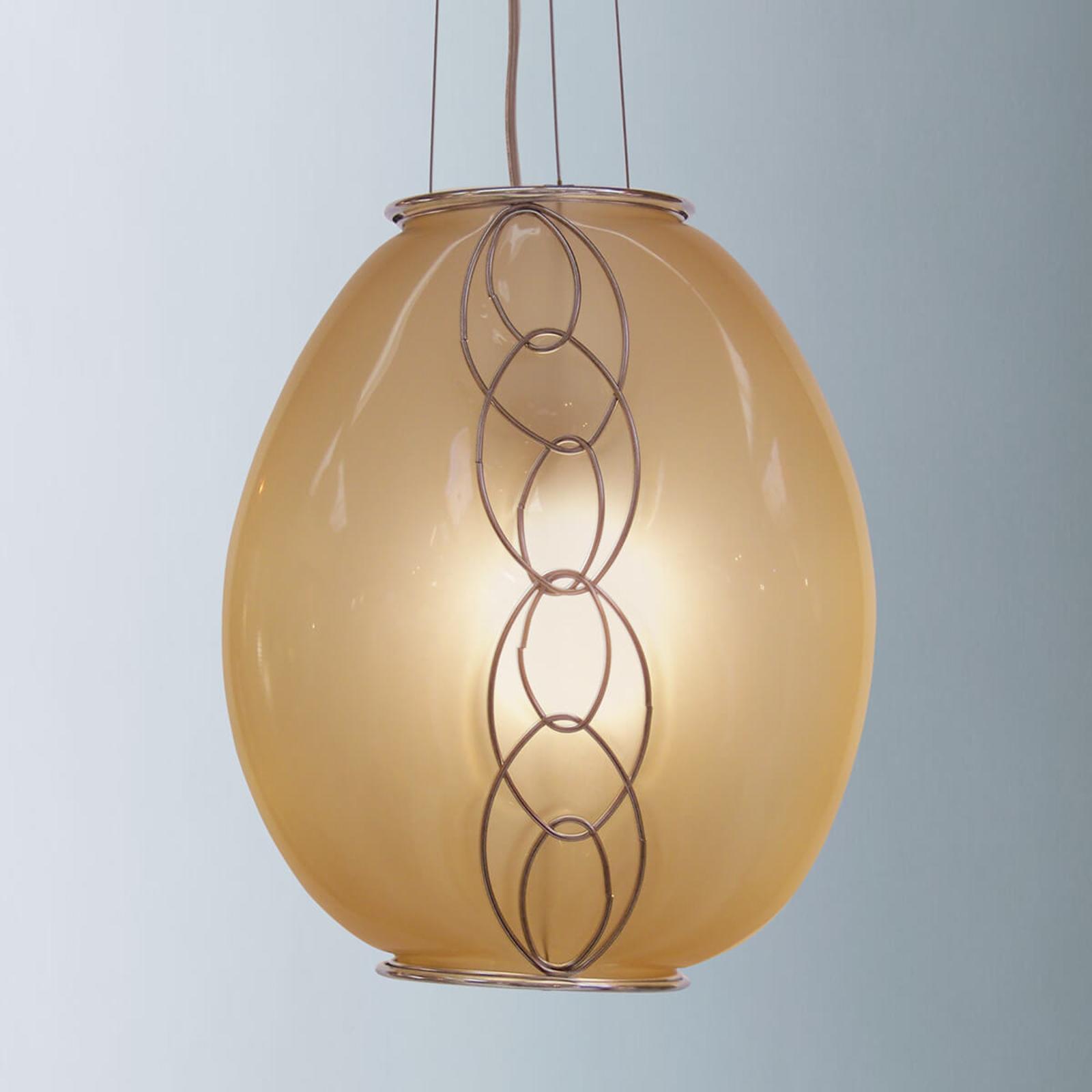 Lampa wisząca Catena - ręcznie wykonana