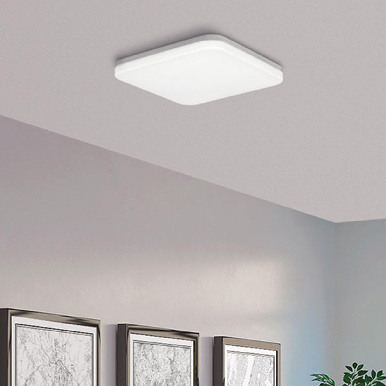 Lampa sufitowa LED Uzza, Triac, 3000K, z Casambi