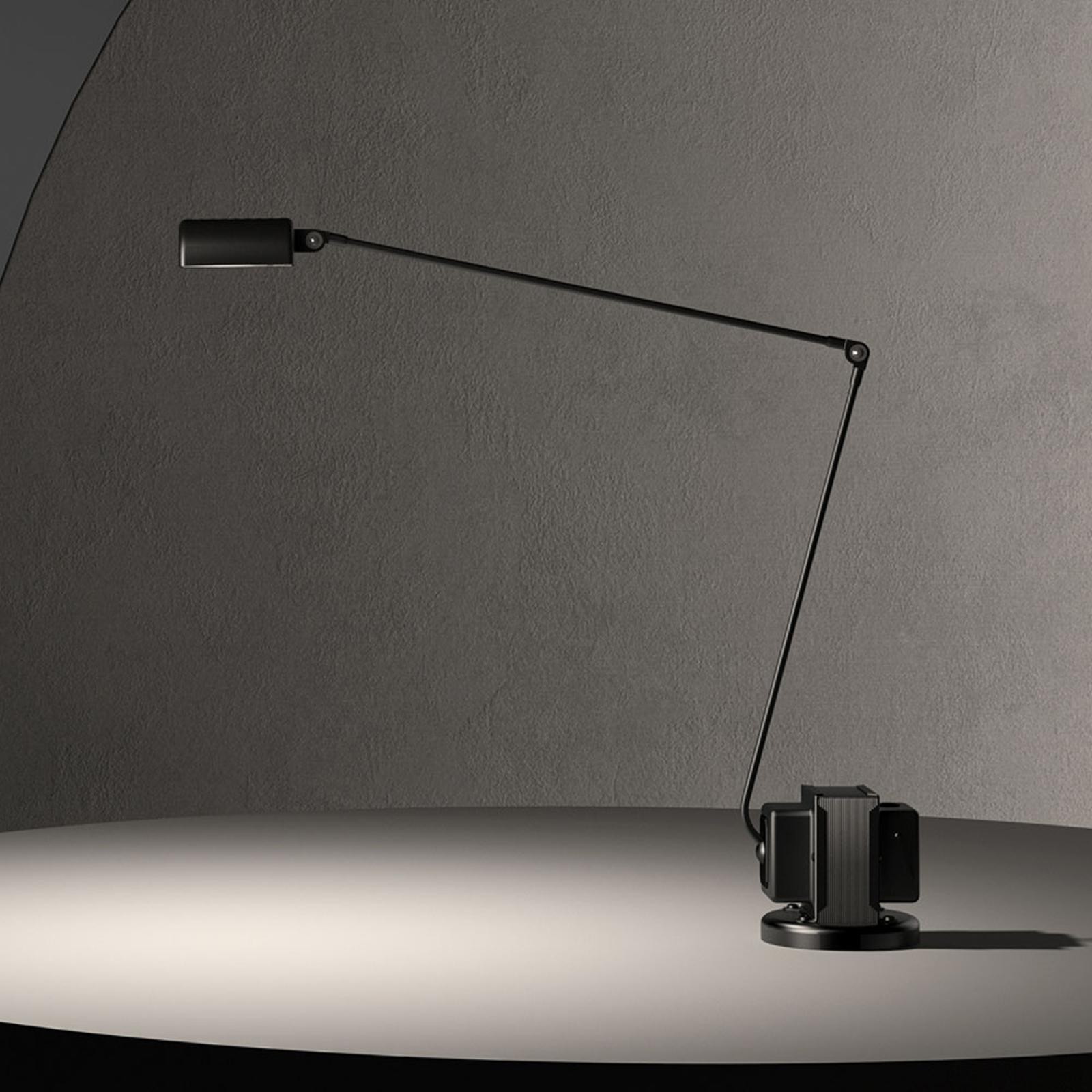 Lumina Daphine lampada LED da tavolo 3.000K, nero