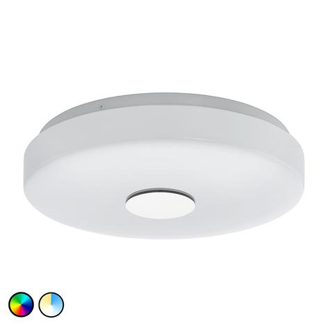 EGLO connect Beramo-C lámpara LED de techo, blanco