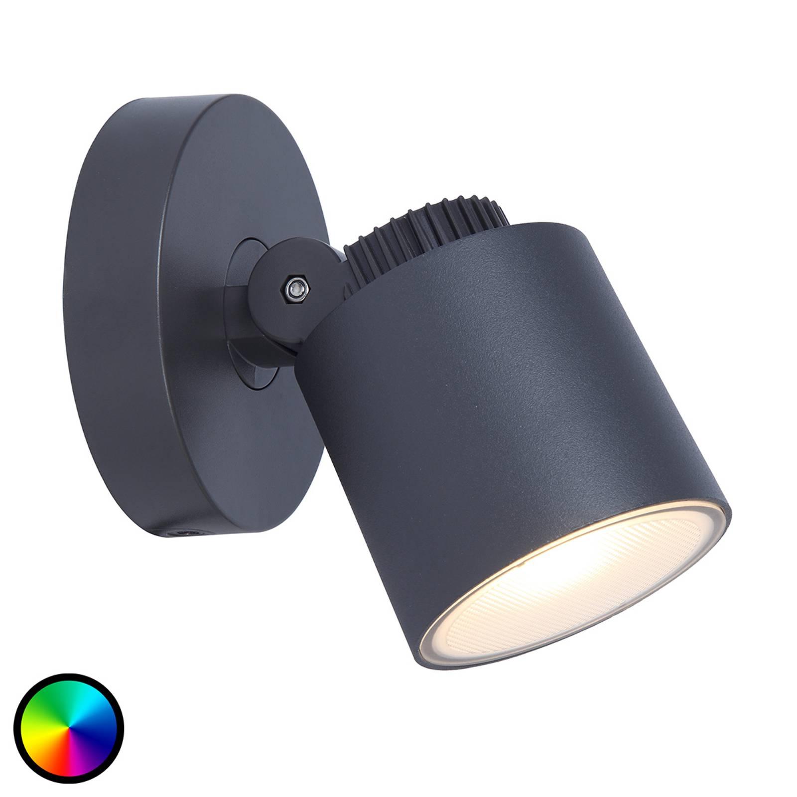 WiZ projecteur d'extérieur LED Explorer