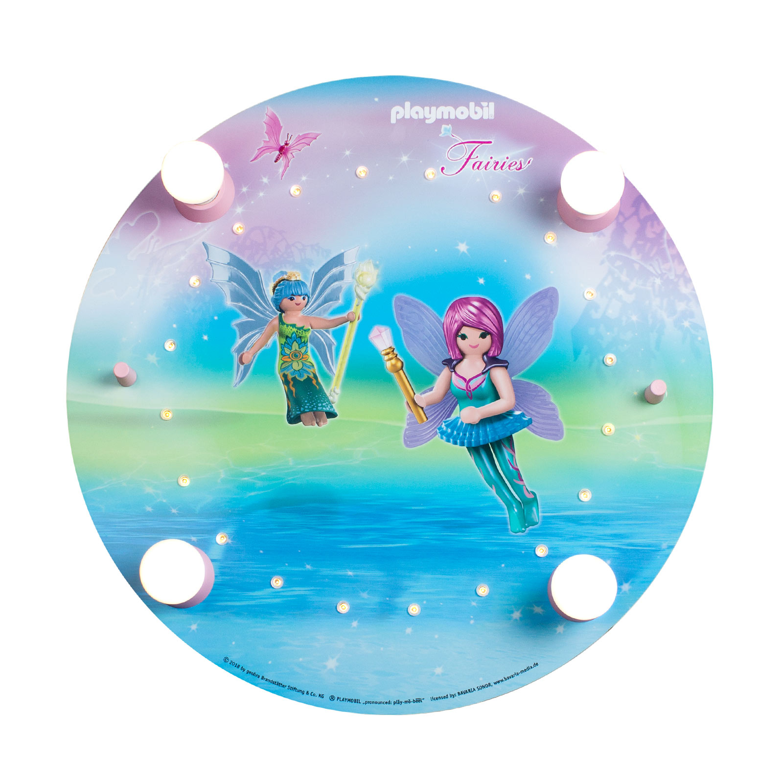 PLAYMOBIL Fairies loftlampe, rondel