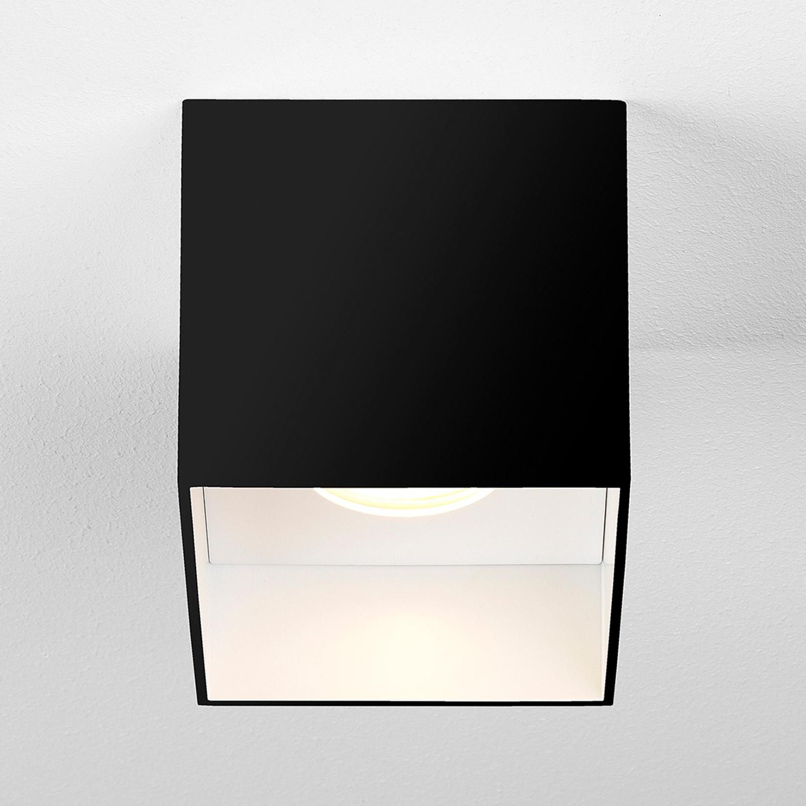 Astro Osca Square LED stropní světlo černá