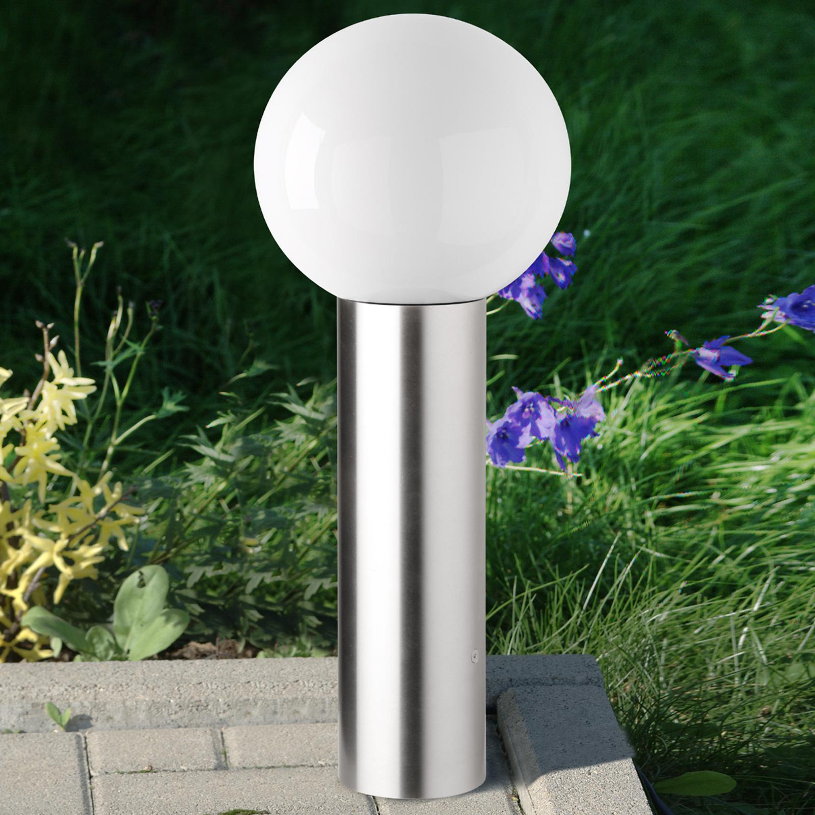 Kekoa decorative stainless steel pillar light_2011202_1
