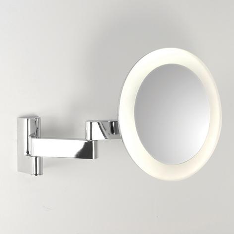 Espejo cosmético NIIMI ROUND con iluminación LED