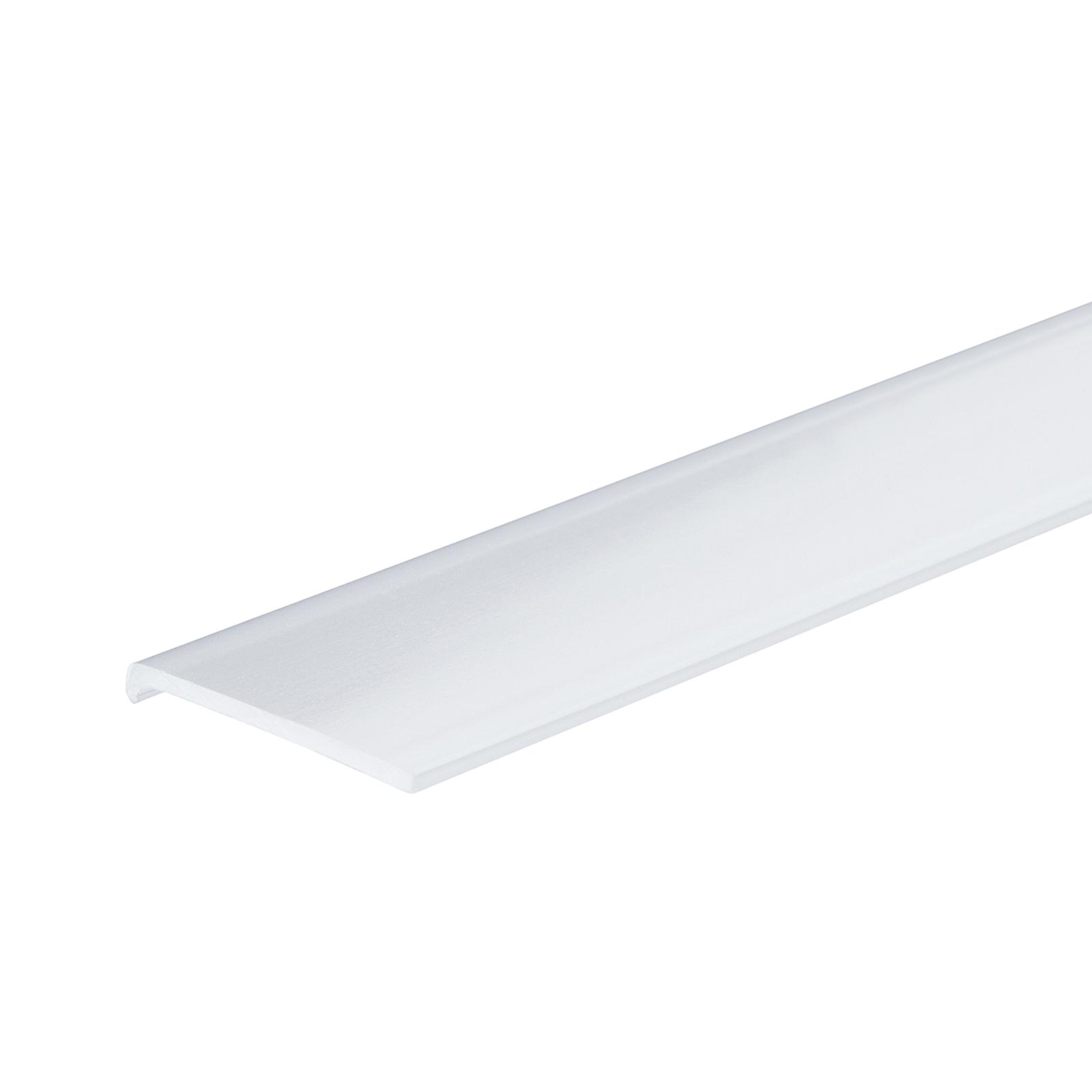 Diffuseur Duo Profil 2m pour bandeau à LED