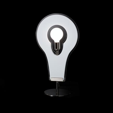 Lámpara de mesa de diseño Flat 60