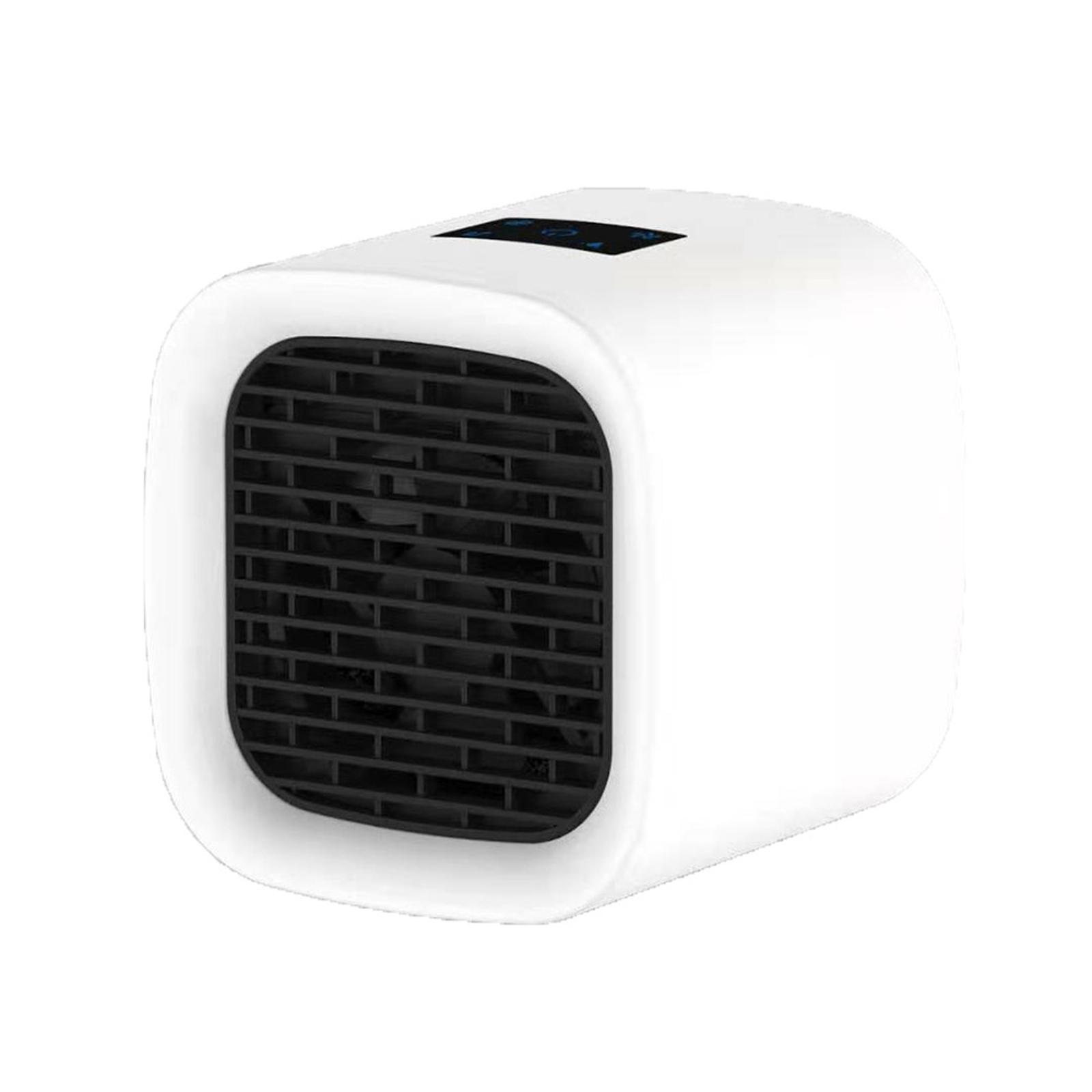 Kühlgerät Icecube, RGBW, USB, Luftbefeuchter