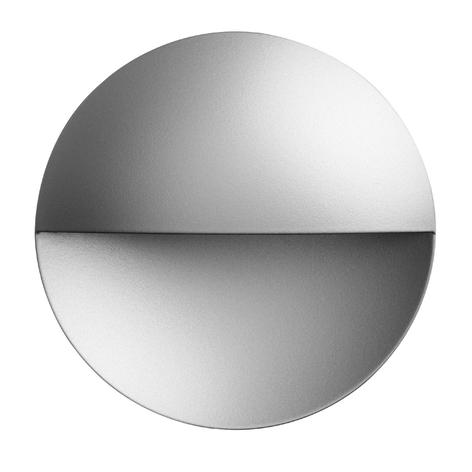 Upotettava Giano LED-seinävalaisin, ulkokäyttöön