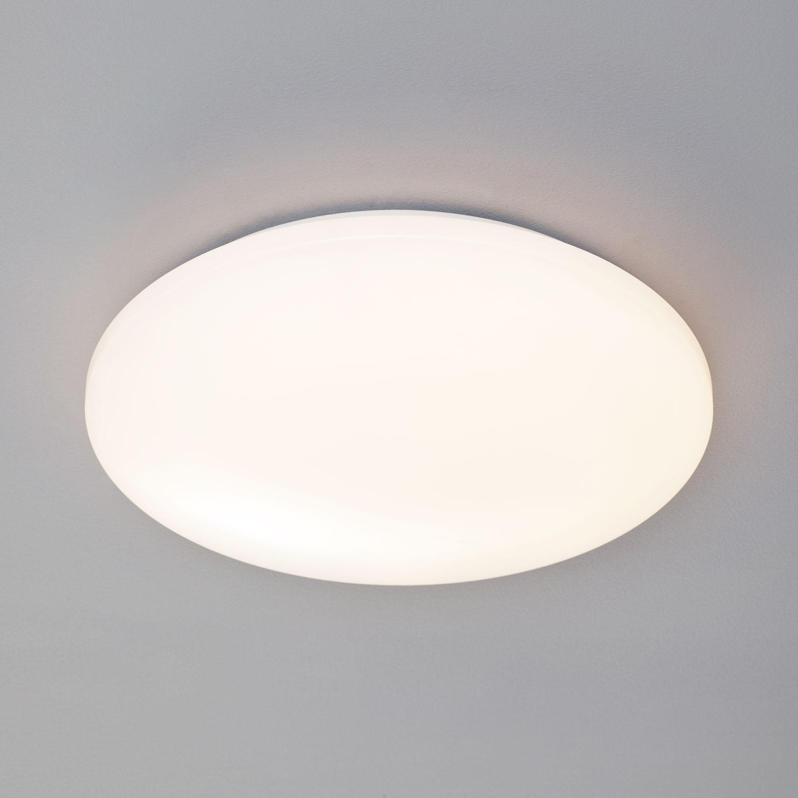 Plafonnier LED Pollux, détecteur, Ø 40cm