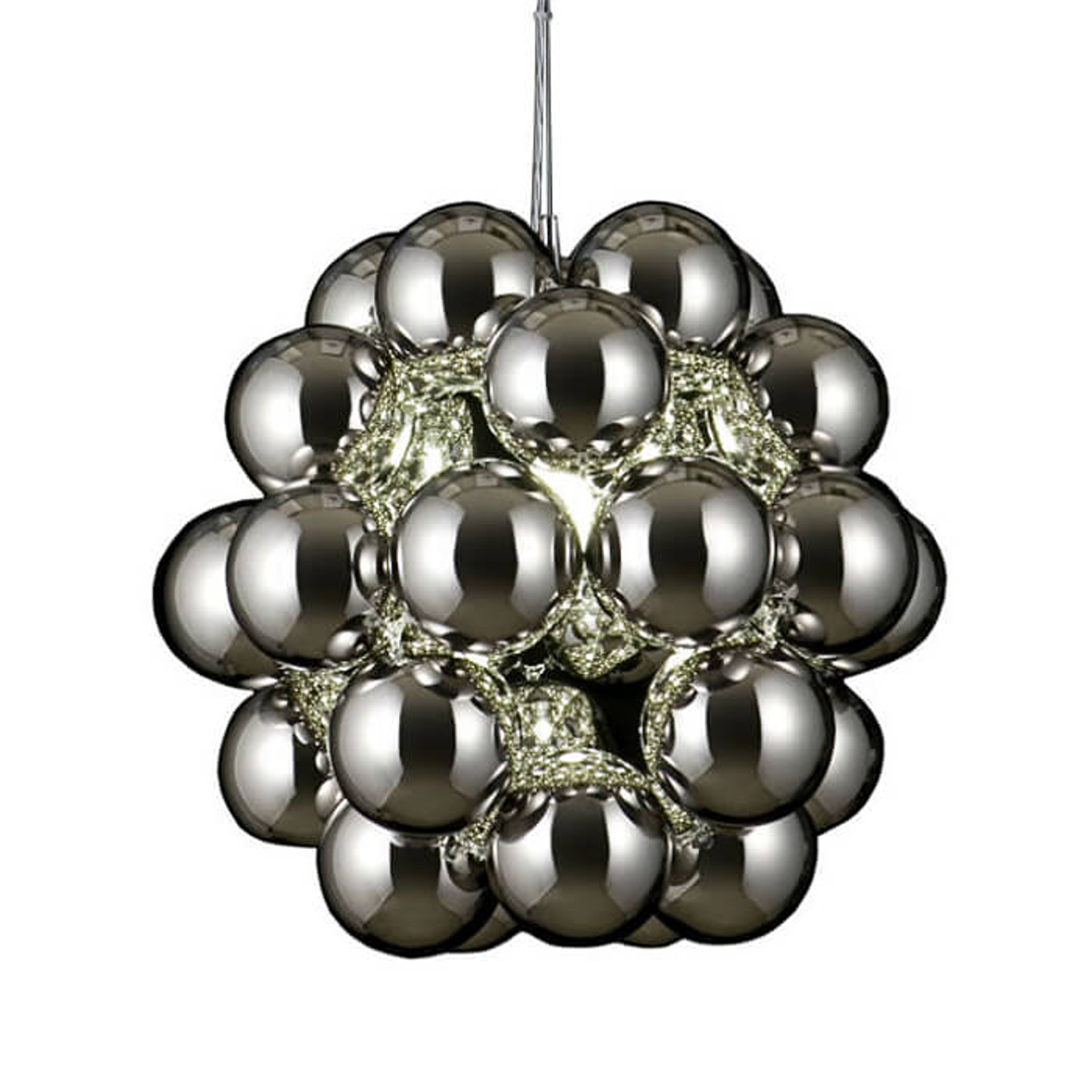 Innermost Beads Penta - hanglamp in chroom