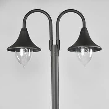 Kandelaber Madea, 2 ljuskällor