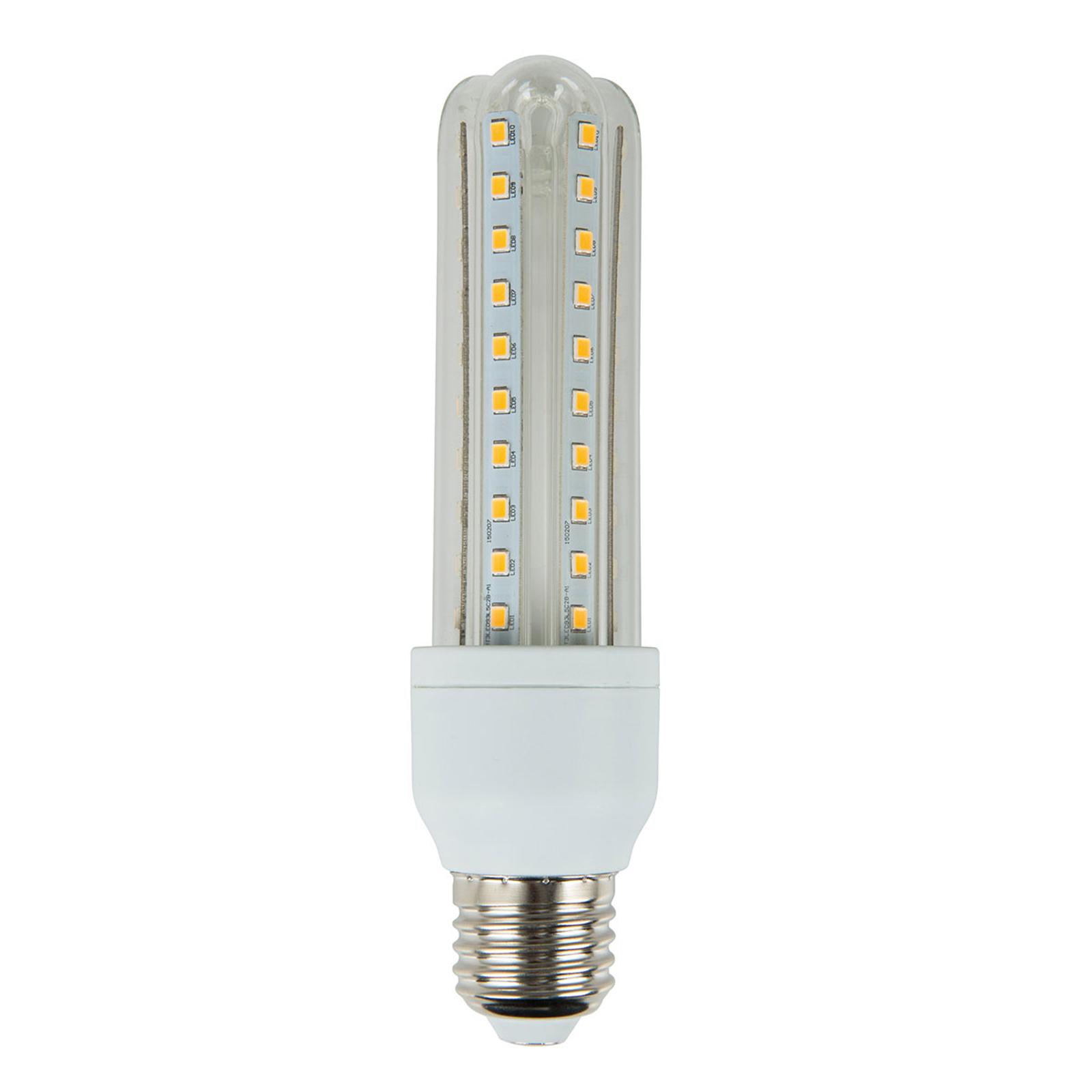 E27 LED 12 W 3U-Form 3.000 K nicht dimmbar