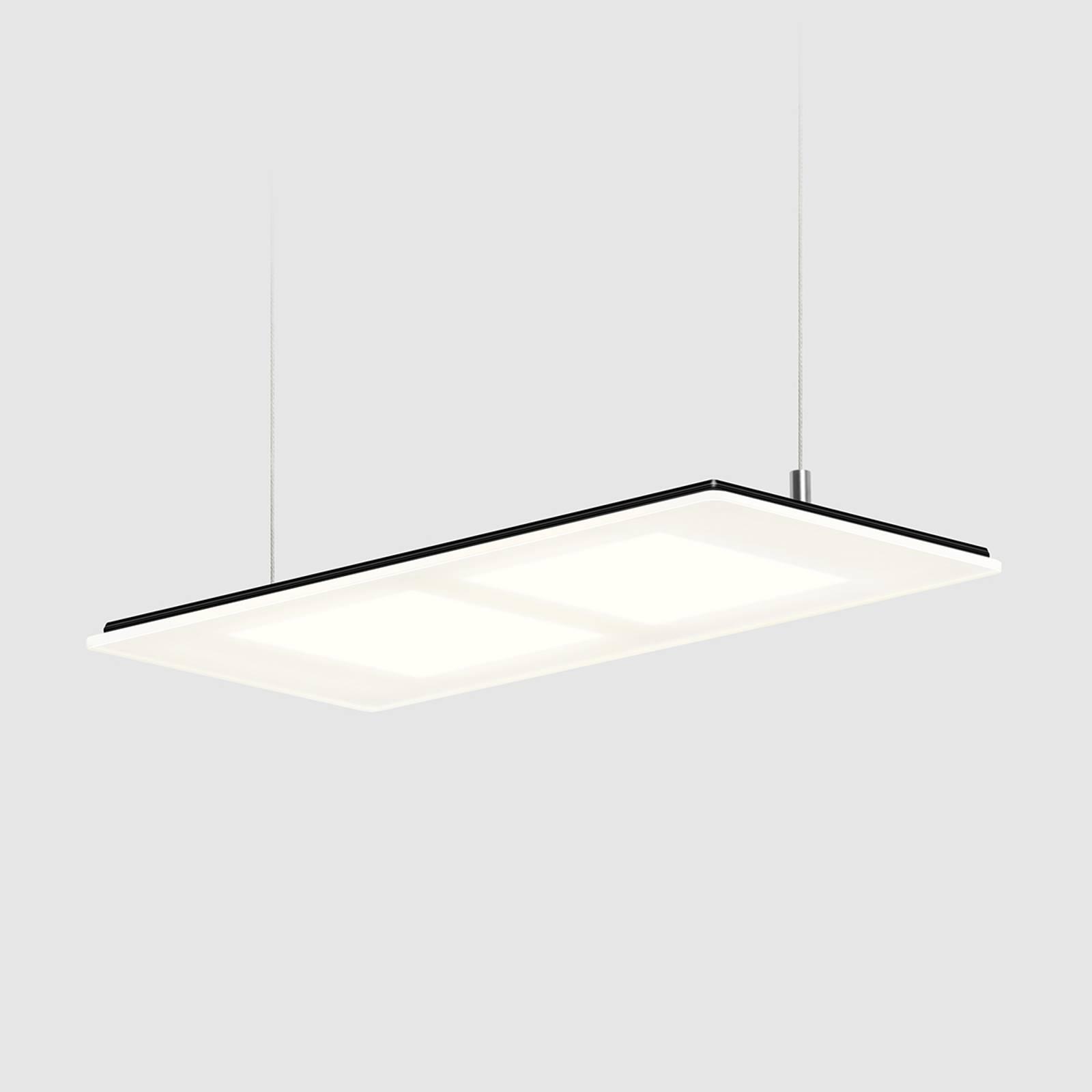 OMLED One s2 - czarna lampa wisząca OLED