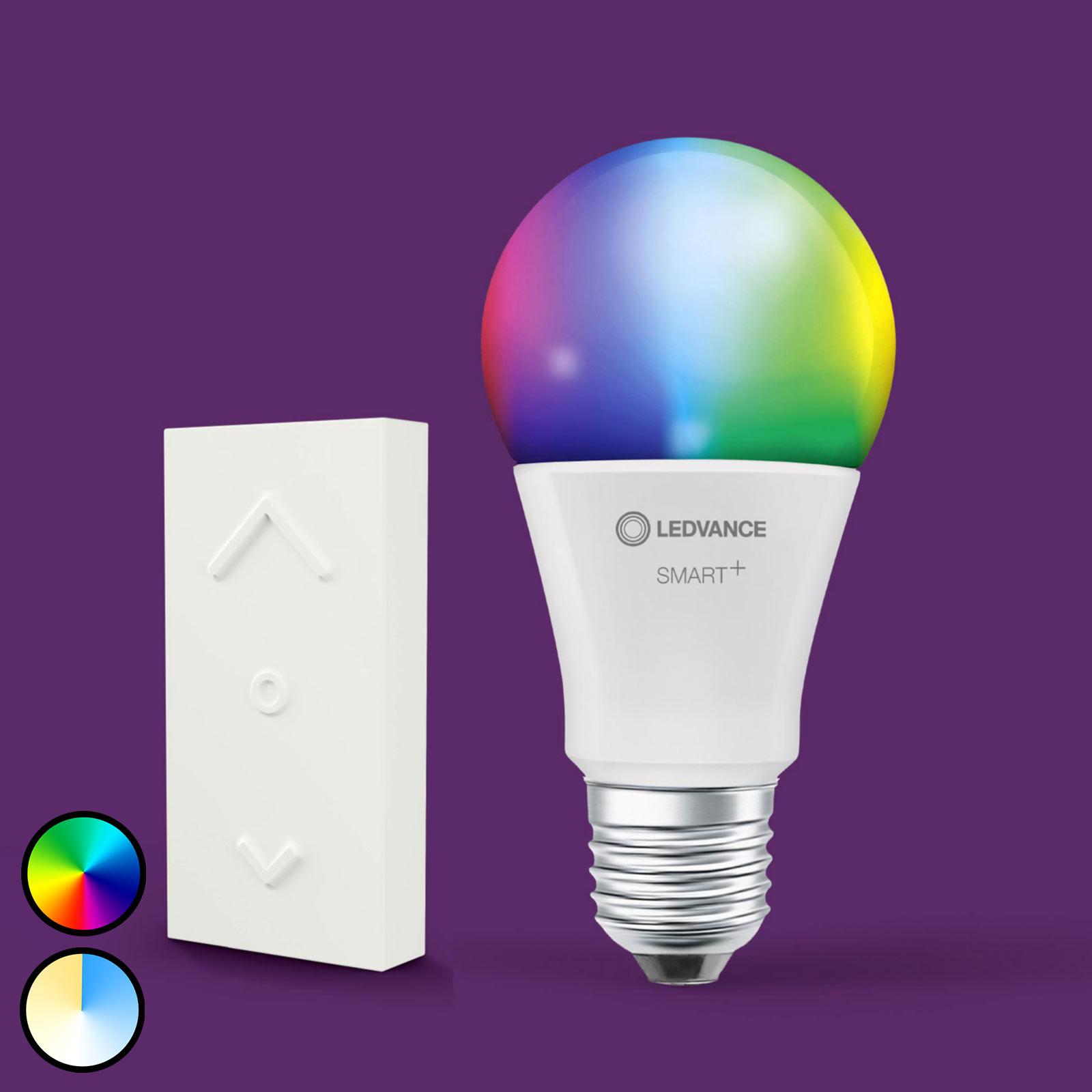 LEDVANCE SMART+ ZigBee E27 RGBW 10W, Switch Mini