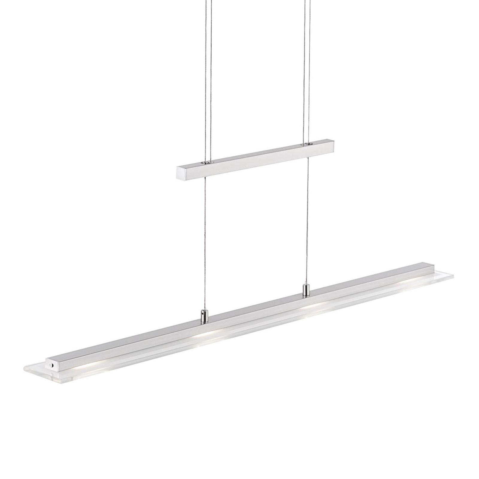Lámpara colgante LED Tenso tunable white, 64 cm