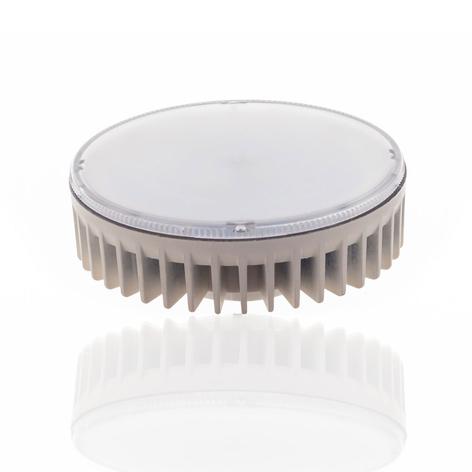 GX53 10W LED-pære på 1000lm - varmhvit