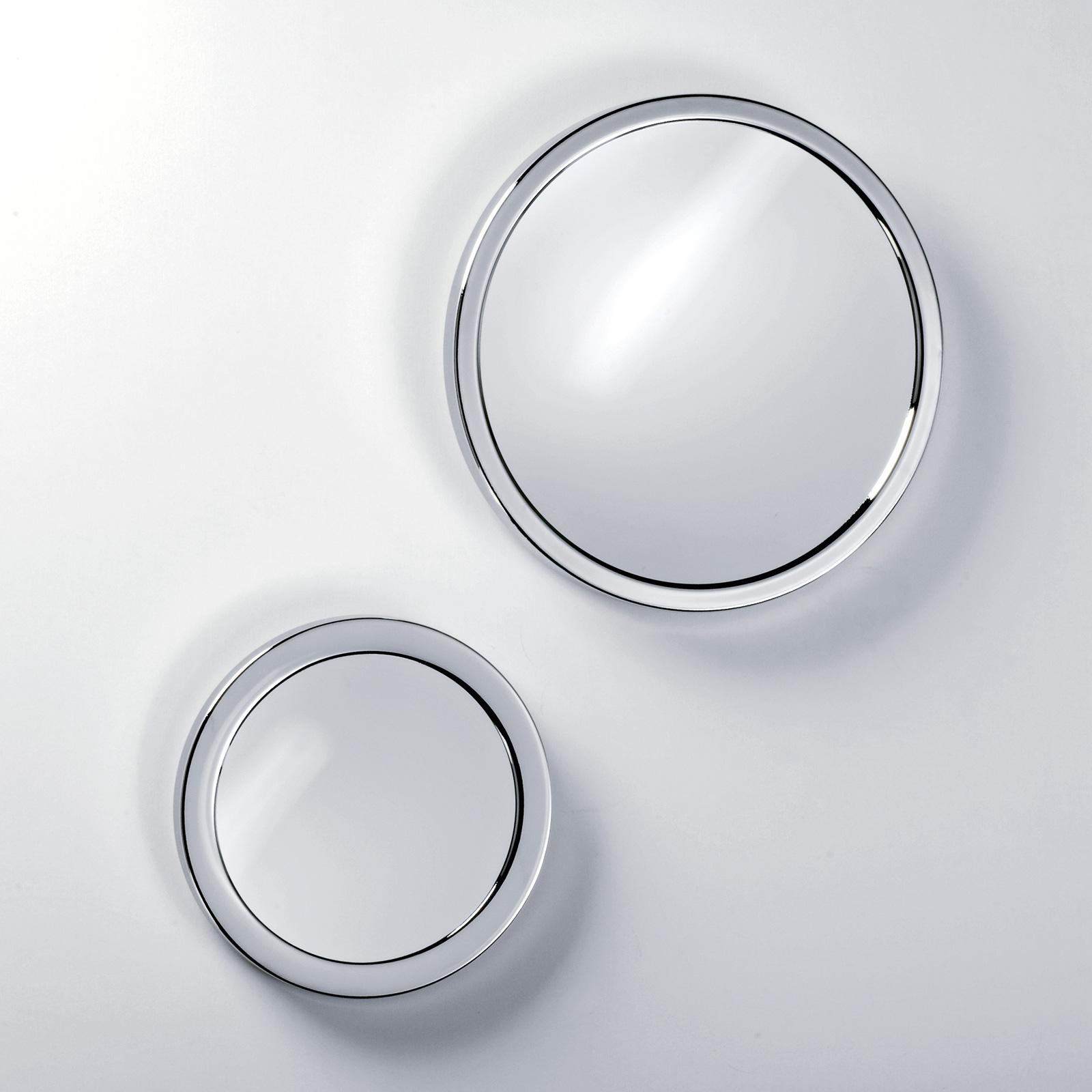 Miroir grossissant GLOBE 1 avec ventouses