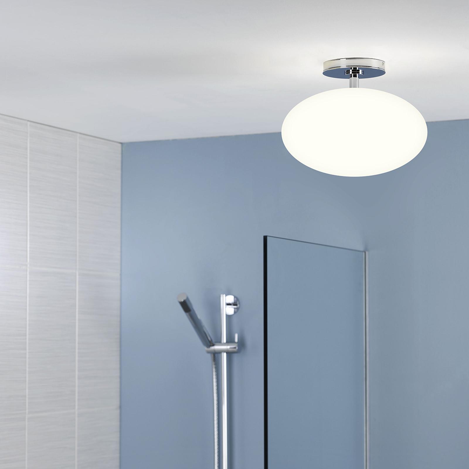 Astro Zeppo – oválne kúpeľňové svietidlo, IP44
