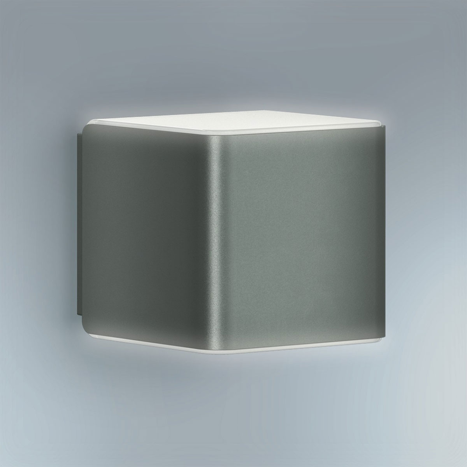 STEINEL L 840 LED iHF Außenwandleuchte, anthrazit