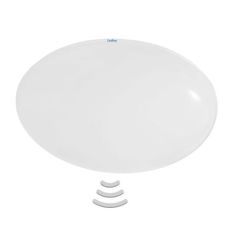 Potente plafoniera LED Altona con sensore