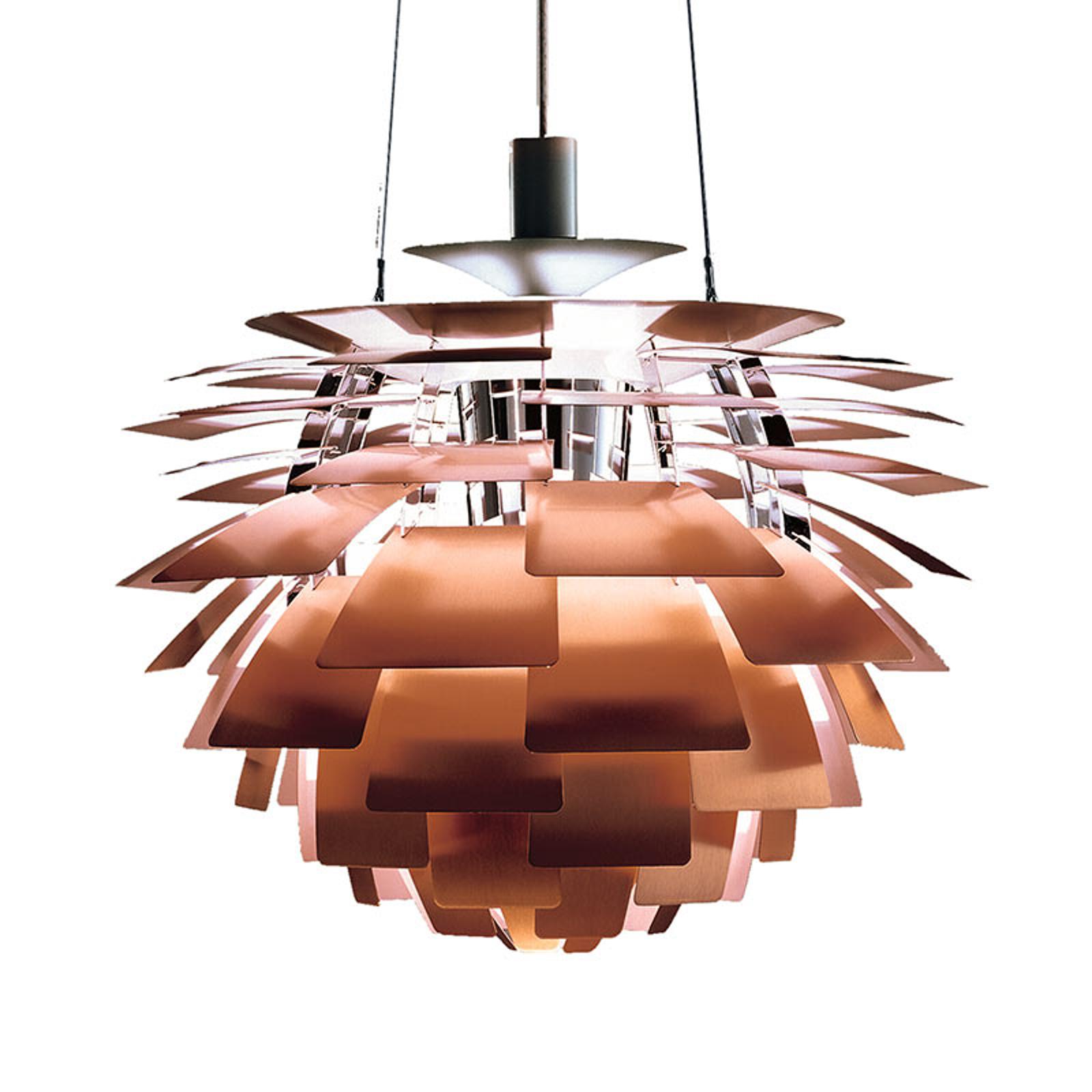Hanglamp PH Artichoke koper