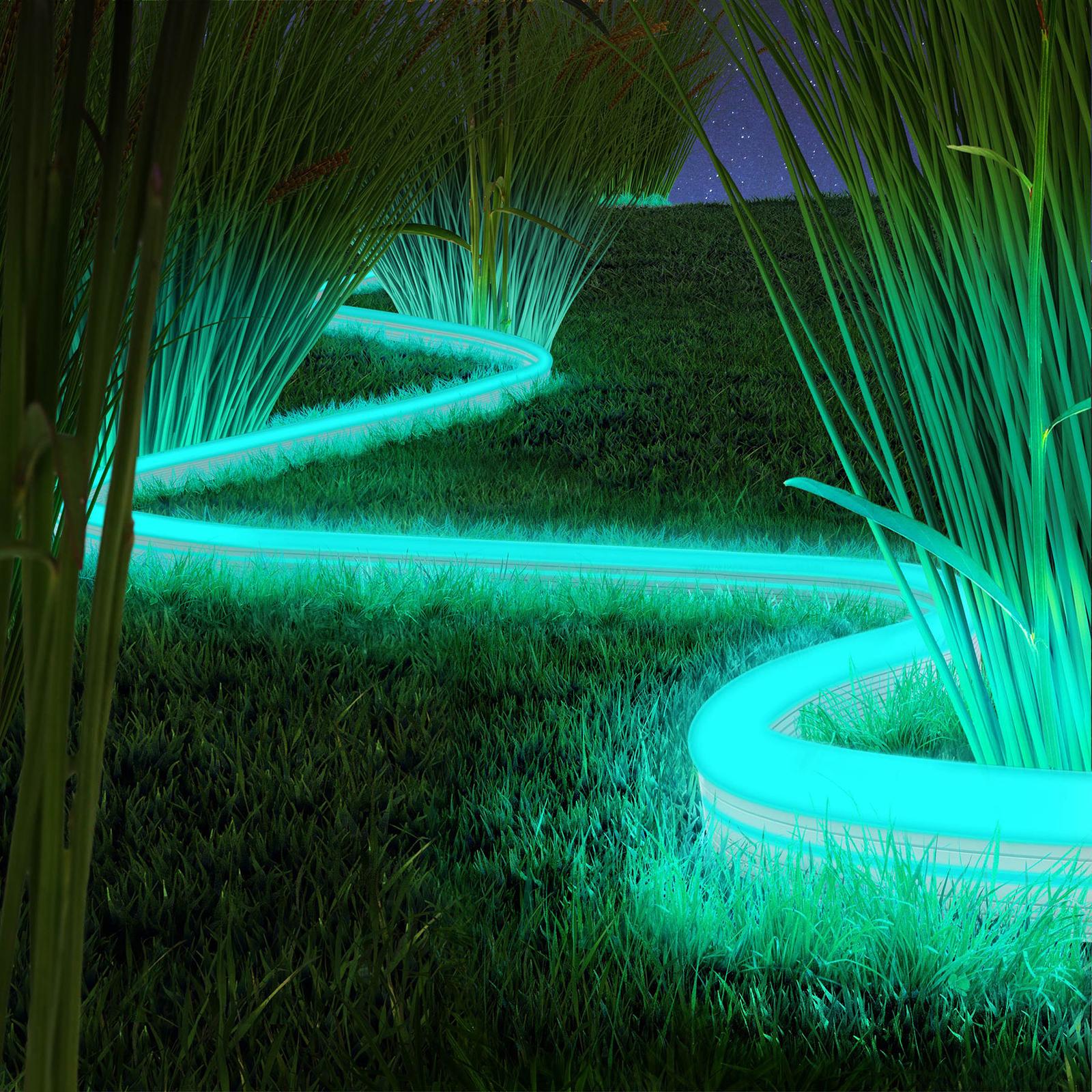 Indre LED-lysbånd Smart Outdoor, 2 m