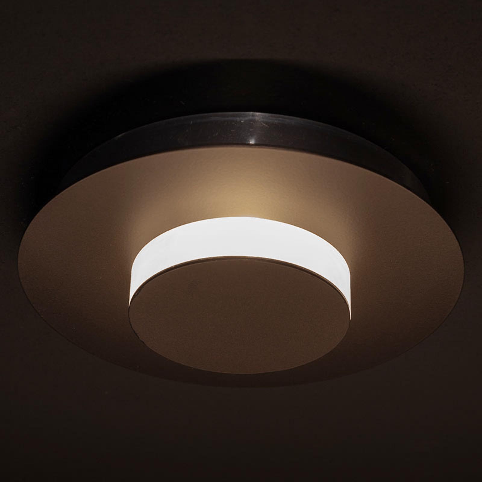 LDM Smarty Shade LED-Wandleuchte, bronze