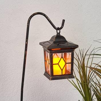 Beata - set di lanterne LED solari decorative