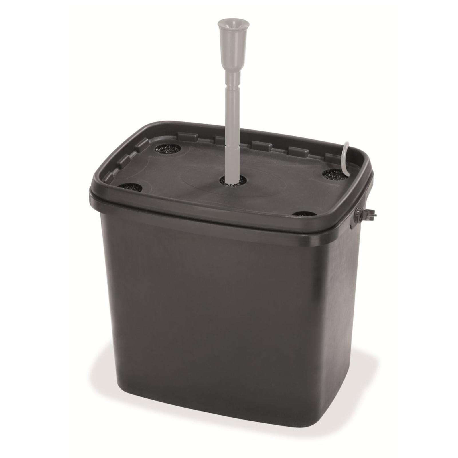 Teichfilterbox für Pumpensystem Napoli & Siena