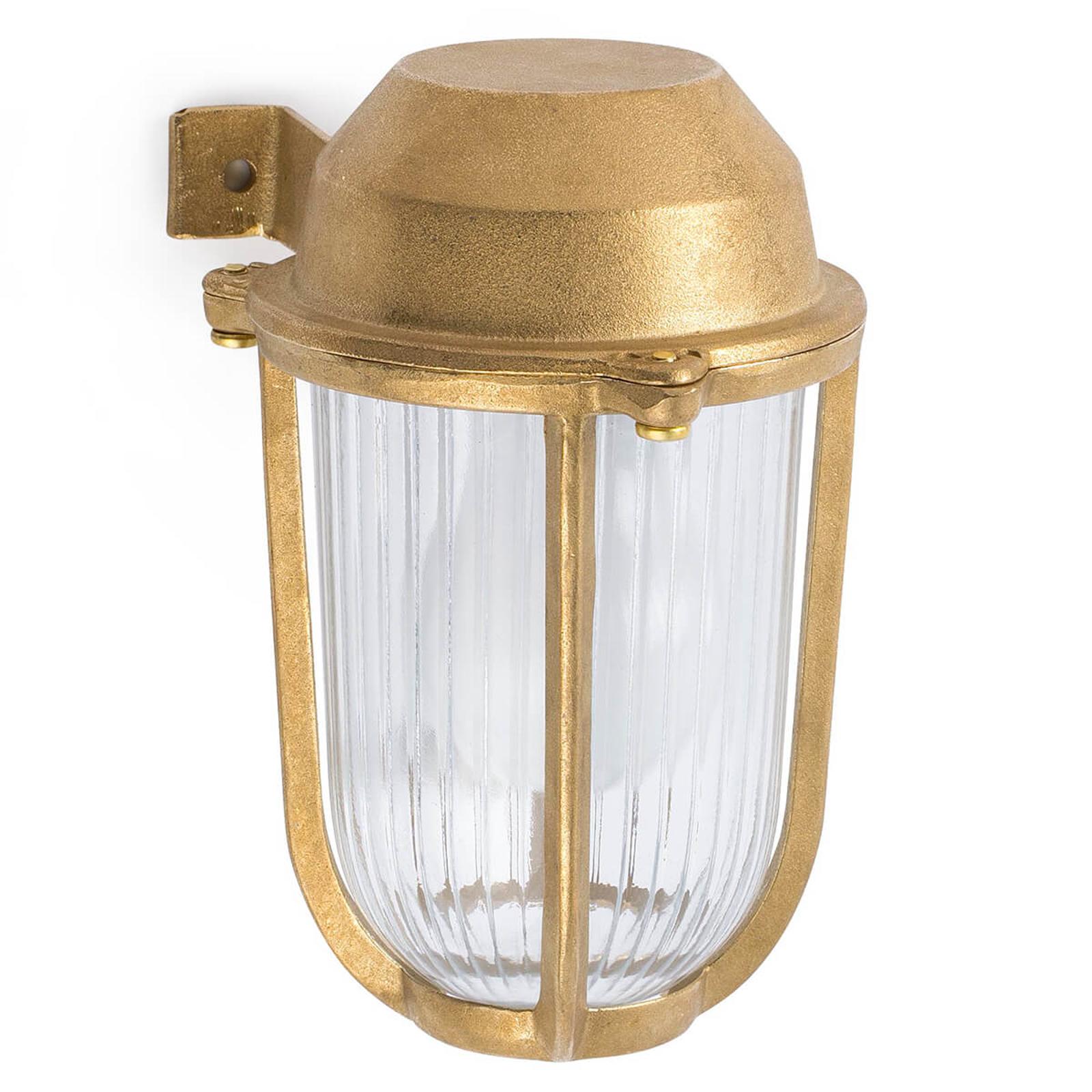 Borda - maritieme messing buitenwandlamp